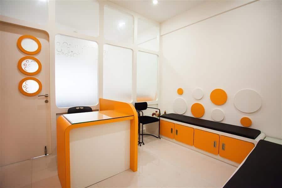 Peadtric Clinic Interior